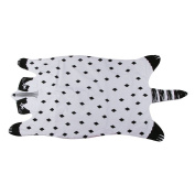 Animal Shaped Floor Mat for Baby Play Crawling Fox