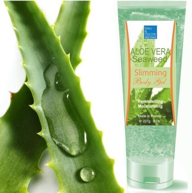 Slimming Aloe Vera & 3 Seaweed Gel 227g Cellulite Gel for Tummy, Hips, Arms, Thighs
