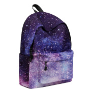 Artone Universe Galaxy Padded Daypack with Laptop Compartment Fit 36cm Laptop Deep Blue