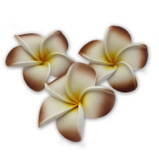 Pinks Boutique Floating Frangipani, Brown