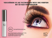 KÖ-HAIR Eyelash Lash Serum - for naturally beautiful, voluminous strong eyelashes
