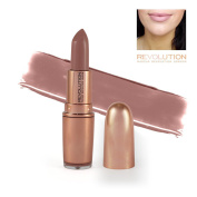 Makeup Revolution Rose Gold Nude Lipstick Chauffeur
