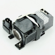 WEDN Replacement Projector Lamp Module Bulb with Housing TLPLP5 For TOSHIBA TDP P5V3-120 28-051 For PLUS V3-111/V3-131