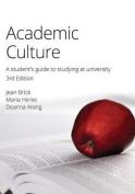 Academic Culture
