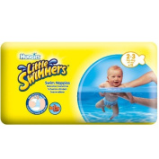 Huggies - Little Swimmers Swimming Nappies, Size 2-3, 3-8 kg