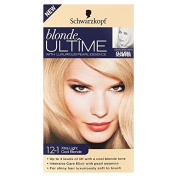 Schwarzkopf Blonde Ultime 12-1 Xtra Light Cool Blonde 142ml