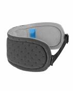 Be Relax Unisex Sleep Mask, Carbon Grey (Grey) - 1001300045