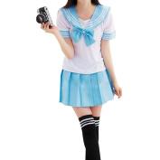 Japanese School Uniform - TOOGOO (R) Japanese School Uniform Dress Cosplay Anime Girl Lady Lolita