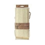 Hydrea London Bamboo & Loofah Exfoliating Back Strap