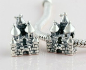 Fairytale Carriage Women's Bead for Pandora Jewellery 925 Sterling Silver