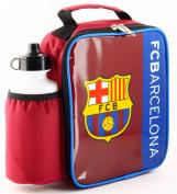 F.C. Barcelona Vertical Lunch Bag/Box and 600ml Bottle Set | Barca
