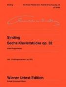 Six Piano Pieces Op. 32