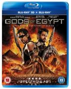 Gods of Egypt [Region B] [Blu-ray]