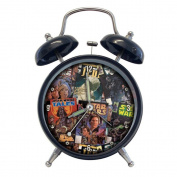 Star Wars Comic Covers Alarm Clock