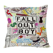 Levionlinesale No.171 Fall Out Boy Pillow Cover Decorative Pillows For Sofa