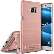 Galaxy Note 7 Case, VRS Design [Simpli Lite][Rose Gold] - [Low Profile][Slim Fit][Kickstand] For Samsung Note 7