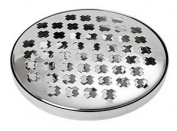 Round Stainless Steel Drip Tray 15cm Diameter 3507