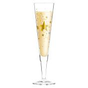 Ritzenhoff 1070234 Champagne Champagne Flute Glass, 7 x 7 x 24 CM, Multi-Colour