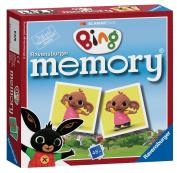Ravensburger Bing Bunny Mini Memory Game