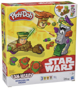 Play-Doh B0001 Star Wars Vehicle Assorted Toy