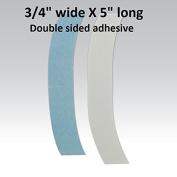 Lace Front Support Tape Super Wide C Contour. 1-pk = 24 pieces 1.9cm X 13cm long