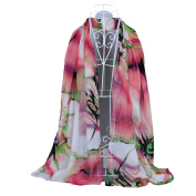 Datework Lady Long Wrap Women's Shawl Chiffon Scarf Scarves