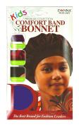 Donna Premium Collection Kids Comfort Band Bonnet Purple 11231