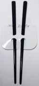 23cm Black Hair Chopsticks 15917