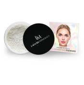 Translucent Powder - Best Setting Powder Foundation with Premium Face Powder for Radiant Glow - Step-by-Step Finishing Powder Guide Included