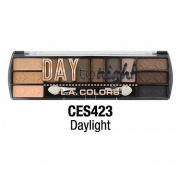 L.A. Colours Day to Night Eyeshadow Palette