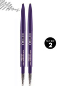 brow pencil black tea