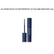 [the SAEM] AQUA FIX WATERPROOF 2X VOLUME MASCARA 10g
