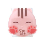Tonymoly Cat's Wink Clear Pact #02, TMM18-Pact02