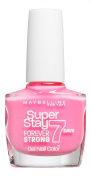 Forever Strong Super Stay 7 Days Gel Nail Colour, 125 Enduring Pink