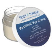 BEST Resilient Eye Cream - Ageless Looking, Good for Dark Circles, Puffiness, Fine Lines Anti-ageing - Cover Skin's Imperfections and Discolorations - Non Comedogenic - No Artificial Ingredient