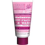 Japan Gateway Mellsavon Floral Herb Face Wash Cleansing Foam 130g