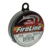 "3.6kg BeadSmith Burkley FireLine Braided Bead Thread .007"" .17mm Smoke Grey"