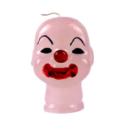 Nicole 3D Clown Silicone Mould Soap Candle Making Tools Halloween Theme Mould