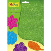 Makin's Clay Texture Sheet Sets 4/Pkg-Floral