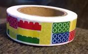 Lego Craft Washi Tape | Building Blocks | Kids Toys
