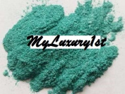 25g / 25ml Teal Chromim Hydroxide Green Mineral Mica Powder DIY Natural Cosmetic Shimmer Soap Colour Dye 25 grammes