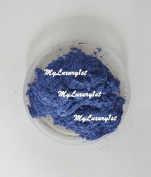 25g / 25ml Blue Mineral Mica Powder DIY Natural Cosmetic Shimmer Embedded Soap Sprinkle Colour Dye 25 grammes