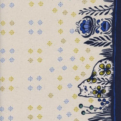 Cat Fabric - From Porto With Love - Baker's Apron - Creme - 100% Cotton - By the Yard