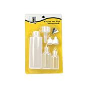 Jacquard Bottles & Tips ACC3020 Assortment
