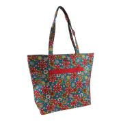 Della Q Willa Shoulder Yarn Bag 424-1 Belmont
