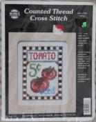 TOMATO - Needle Magic NMI Counted Thread Cross Stitch Kit #936