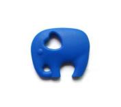 GUMEEZ Ellie The Elephant Teething Toy, Blueberry