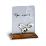 Krysaliis Sterling Silver Animal Square Frame
