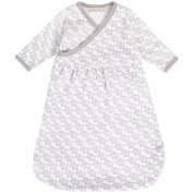 JoJo Maman Bebe Newborn Sleeping Bag, Grey
