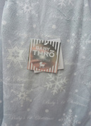 Baby 1st Christmas Silver and White Snowflake Microplush Throw Blanket 80cm x 100cm